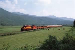 Great Smoky Mountain Railroad Bryson City NC