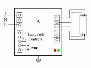 200w T6 Uv Light Ballast For Amalgam Uv Lamp
