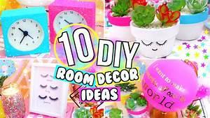 10 DIY ROOM DECOR IDEAS! FUN DIY ROOM DECOR IDEAS YOU NEED