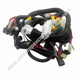 0001065 Internal Cabin Wiring Harness For Ex220