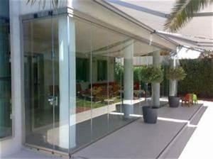 alu pvc fermeture tignet le au salon batiexpo nice With rideau pour terrasse exterieur 17 grilles de protection