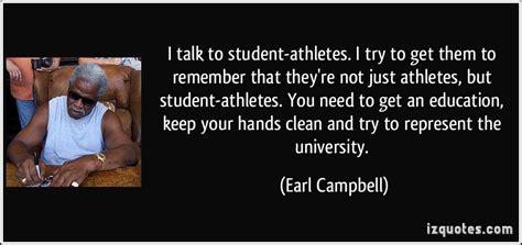quotes  student athletes quotesgram
