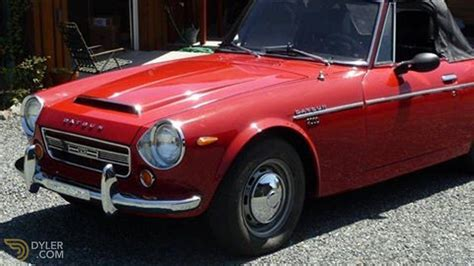 Datsun 2000 For Sale by Classic 1969 Datsun 2000 For Sale 4929 Dyler