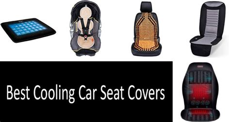 Top 5 Best Cooling Car Seat Covers