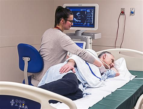 echo test stress echocardiogram ottawa institute
