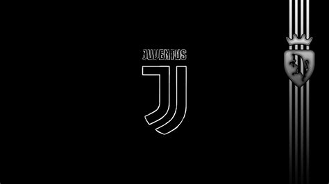 Wallpaper Desktop Juventus Logo HD | 2020 Football Wallpaper