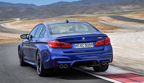 competition pack for the new bmw m5 already confirmed