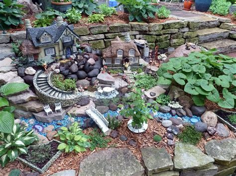 idea for garden diy fairy garden ideas for your home