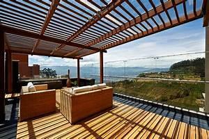 windschutz fur terrasse und balkon wahlen 20 ideen und tipps With markise balkon mit rasch tapeten en fleurs