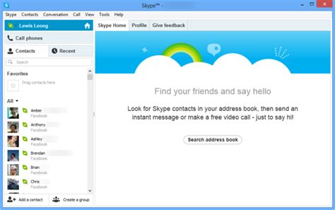 skype for pc windows 7 baixar gratis