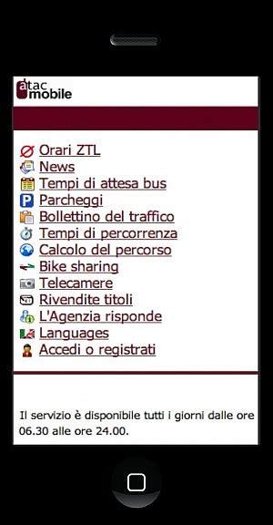 atac mobile it atac mobile assiste i pendolari ma il servizio 232 attivo