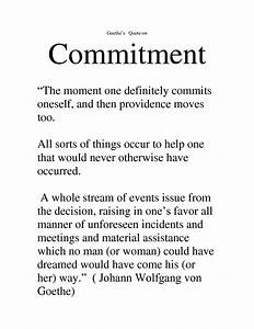 Keep Your Damn ... Commitment Quotes