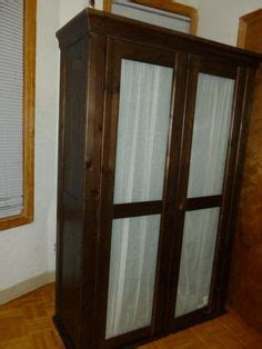 Project Fake Armoire On Pinterest