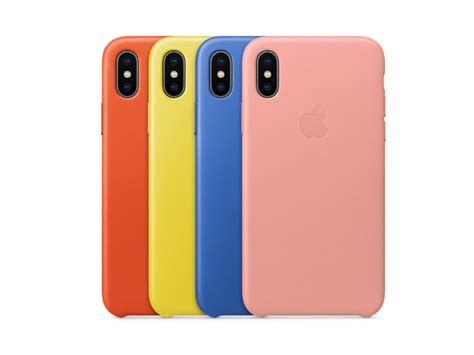 apple introduces new colors for iphone and