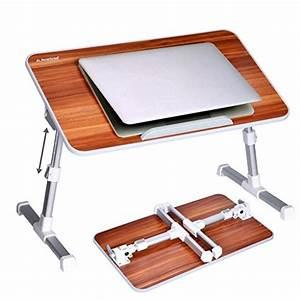 Laptop Tisch Sofa : 2 jahre garantie avantree verstellbarer bett tablett laptop betttisch tragbarer laptoptisch ~ Orissabook.com Haus und Dekorationen
