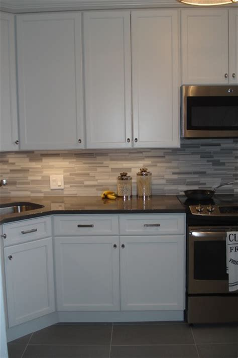 pictures of gray kitchen cabinets back bay reface modern kitchen boston by kitchen 7456