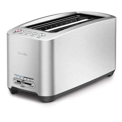 in toaster breville bta830xl die cast 4 slice slot