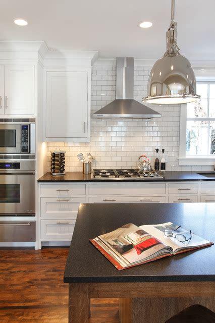 cedar lake renovation contemporary kitchen