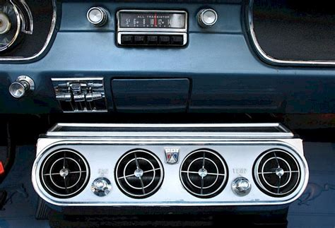 Air Mustang by 1965 Ford Mustang Air Conditioner