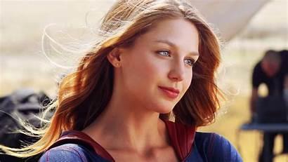 Supergirl Wallpapers Melissa Gin Benoist Desktop Woodsterman