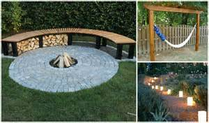 Solar Yard Decorations by Summer Time Backyard Diy Projects You Ll Go Crazy For