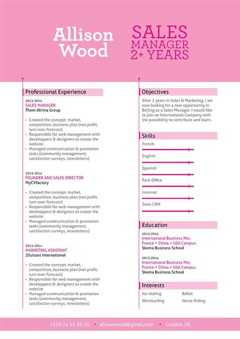 functional resume nice resume mycvfactory