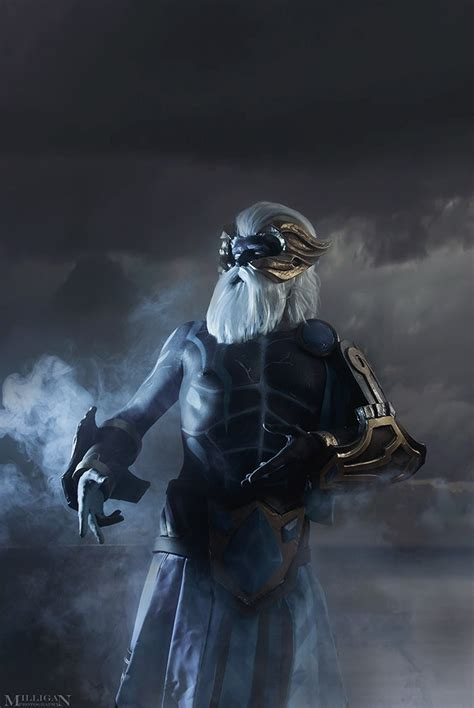 tempest helm of the thundergod epic zeus with arcana by milligan