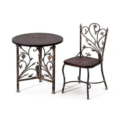 table et chaise en fer forg 233 et bois chaise id 233 es de d 233 coration de maison dolvgowd8m