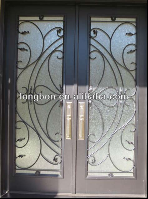 top vente date moderne porte d entr 233 e en fer forg 233 portes id de produit 850566905