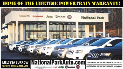 National Chrysler Jeep Dodge by National Park Chrysler Dodge Jeep Ar Dodge Dealership
