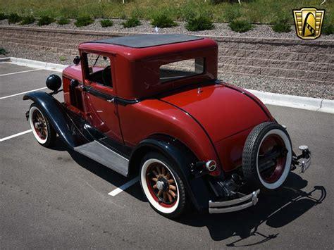 Chrysler Hotline by 1930 Chrysler Series 66 For Sale Hotrodhotline