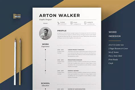 Chronological Resume Graphic Design by 19 Best Web Graphic Designer Resume Templates For 2019