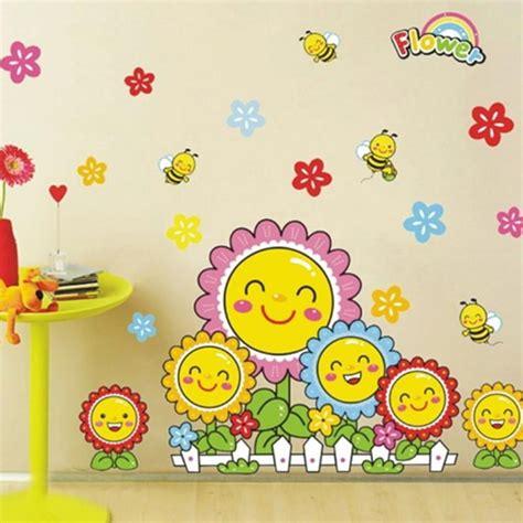 Kindergarten Decoration by Kindergarten Decoration Wall Stickers Children Decorative