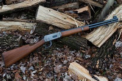 Winchester Rifle 94 Weapon Weapons Dog Guns