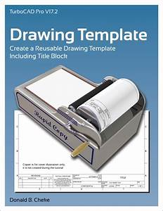 new turbocad tutorial drawing template textual With turbocad drawing template