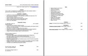 Entry Level Contract Specialist Resume by Contract Specialist Resume Best Template Collection