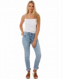 Levi S 501 Skinny Womens Jean Love Fool Surfstitch
