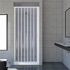 Paroi De Douche Sur Mesure : cabine de douche paroi de douche pliante en pvc 14 ~ Nature-et-papiers.com Idées de Décoration