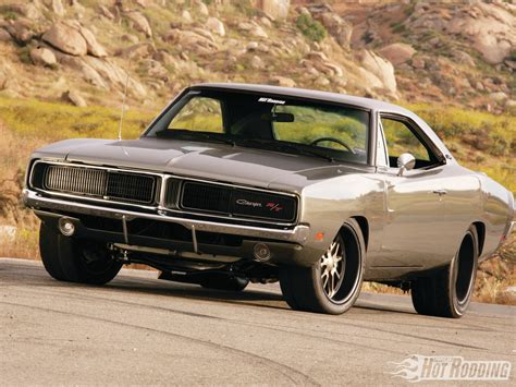 1 1969 Dodge Charger Fonds D'écran Hd Arrièreplans