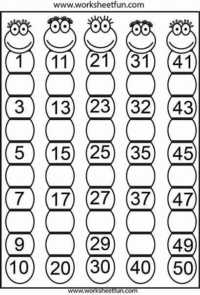 Number Worksheet Printable Sheets Numbers Worksheets Kindergarten