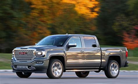 GMC Car : 2017 Gmc Sierra 1500