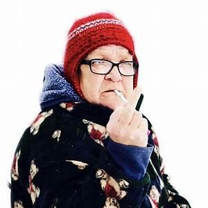 Angry Grandma - YouTube  Angry