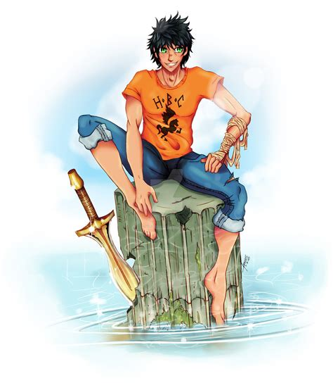 percy jackson fan art percy jackson fanart by niveusanguis on deviantart