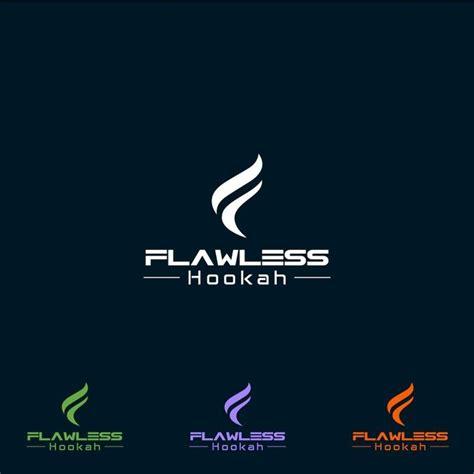flawless hookah logo  advance designer   images