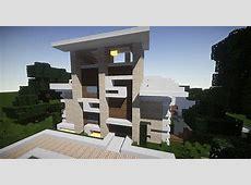 Modern House #2 [Flow HD] Minecraft Project