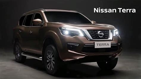 Nissan Terra Backgrounds by 2019 Nissan Terra Interior