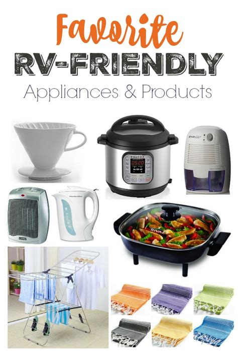 rv appliances camping camper electric skillet instant pot friendly favorite trailer travel items dehumidifier campers living airstream accessories takethatexit cooking