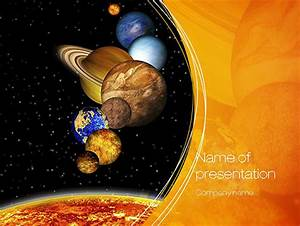 Solar System Backgrounds for PowerPoint - Pics about space