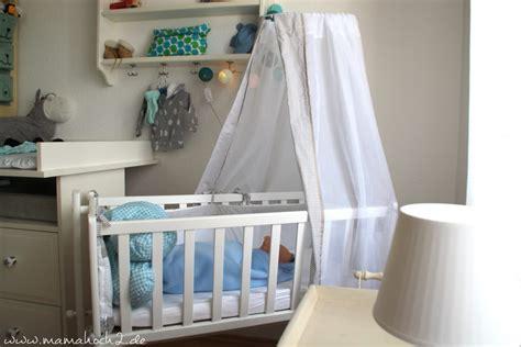 Babybett Im Elternschlafzimmer by Klein Aber Fein Die Babyecke Im Schlafzimmer Mamahoch2