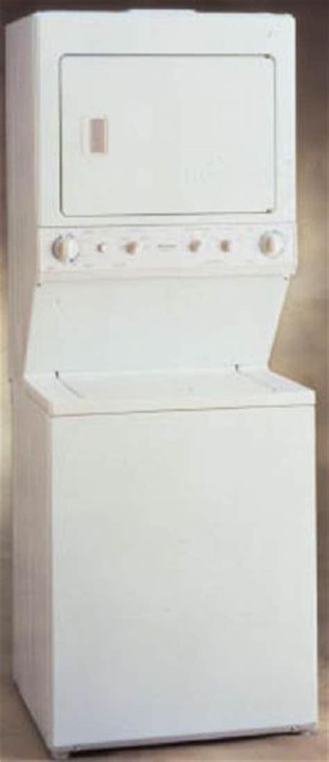 frigidaire met1041zas white westinghouse laundry center for 220 240 volts 5 7 cu ft capacity